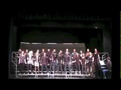 I Want to Know What Love  Is - Miami East High School Choir