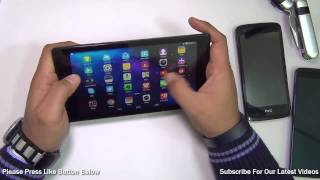 Lenovo Tab 2 A7 Review- Display, Gaming, Camera, Internet Browsing & Video Playback