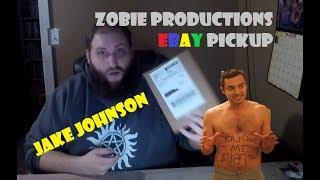 Zobie Productions Jake Johnson Ebay Pickup