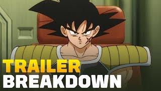 Dragon Ball Super: Broly Trailer #2 Breakdown - DB Minus is Canon!