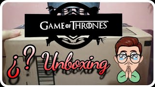 Unboxing Game Of Thrones McFarlen Toys