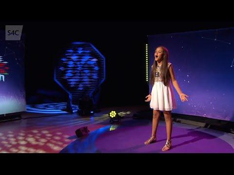 Jessica | Chwilio am Seren | Junior Eurovision 2019 | Cymru | Wales
