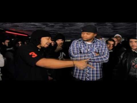 Rap Contenders - Edition 1 - Nekfeu vs Logik Konstantine