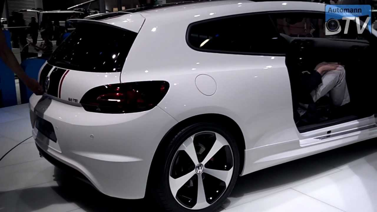 2013 Volkswagen Scirocco GTS 2.0 TSi - In Detail (1080p FULL HD) - YouTube