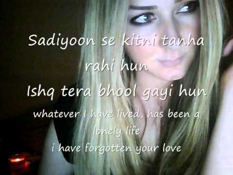 Jannat - Lambi Judai ** Lyrics In Hindi & English video
