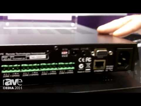 CEDIA 2014: RTI Outlines CP-450 and CP-1850 Distributed Audio Products, Plus Matrix Switchers