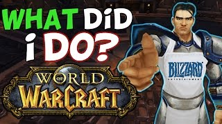 "Contacted By A World Of Warcraft GM - ""What Did I Do!?"""