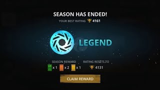 Shadow Fight 3 Chapter 5 : Season Reward | 2 Epic Booster Pack | 1 Legendary Booster Pack