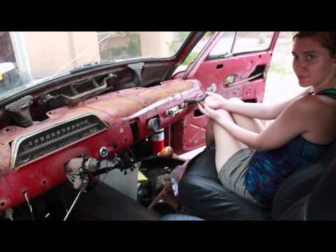 1967 Volvo 122s Amazon Dashboard Removal - IPD Build Off Production Diary 9