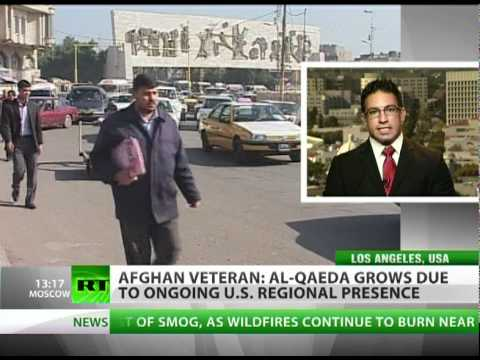 'Al-Qaeda fuelled by US presence in Middle East'