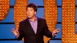 Michael McIntyre on Public Transport - Live at the Apollo Series 3 - BBC