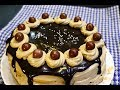 Eggless Chocolate Coffe cake | Eggless Cake without oven | MadhurasRecipe | Ep - 639