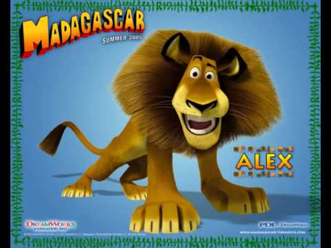 Madagascar 2 Soundtrack  Alex on the Spot + link to download!