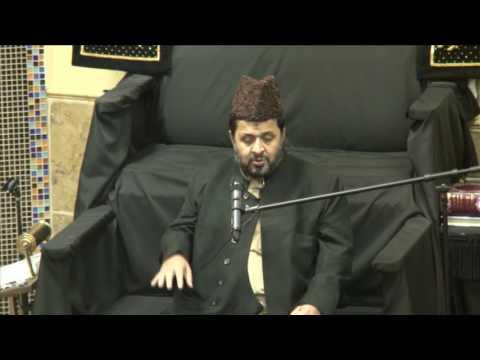 Maulana Rizwan Haider Muharram 2016