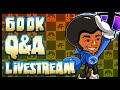 600K Sub Special: Q&A Livestream! w/Facecam (Tweet at #Cobi600K)