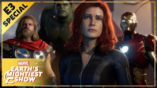 Best of E3: Marvel's Avengers and MARVEL ULTIMATE ALLIANCE 3!
