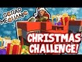 Scrap Mechanic! - CHRISTMAS CHALLENGE! Vs AshDubh - [#40] | G...