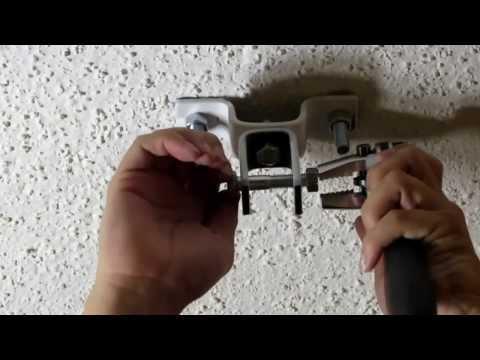 Everlast Wood plafon boxzsák tartó termékbemutató videó
