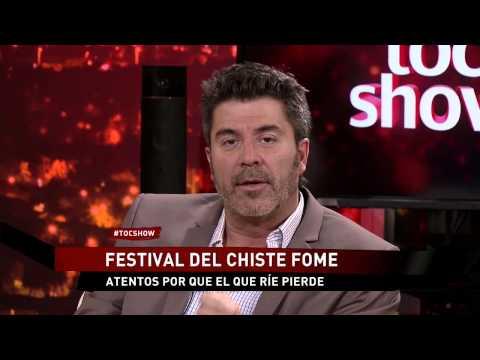 Festival del chiste fome - Jueves 10.04.14