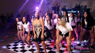Dança 15 anos Julia Eduarda