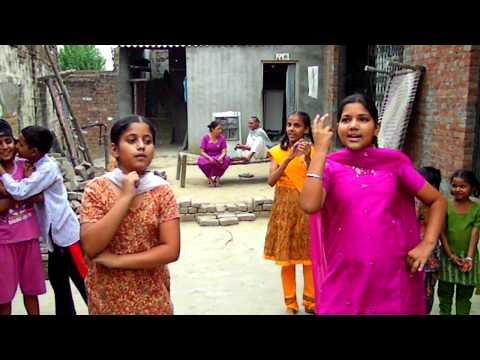 Punjabi Gidda video