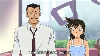 Detective Conan : Conan Speaking English