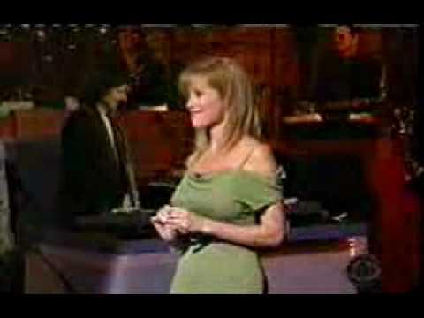 Kathie Lee Gifford no Bra Bra Thrown at Kathie Lee