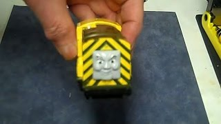 Thomas The Train Iron BERT | HiT Toys | How to change the battery