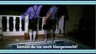 Wiesn Hit 2012 - Kas, Bier, Brot Und Speck - Schoastaler Schnaxlbuam(Video)