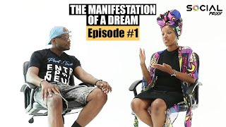 Episode #1 Melissa Mitchell - The Manifestation of a Dream. (Sleepless Knights Podcast )