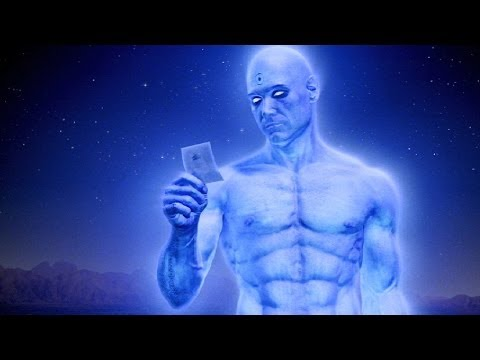 Superhero Origins: Dr. Manhattan