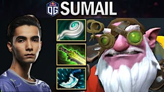 OG.SUMAIL TRIES SNIPER FOR THE FIRST TIME IN 7.25 - DOTA 2 PRO GAMEPLAY