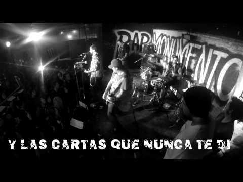 BBS Paranoicos:   Te Vas A Morir / Cosa de Gusanos en vivo (Maipú)