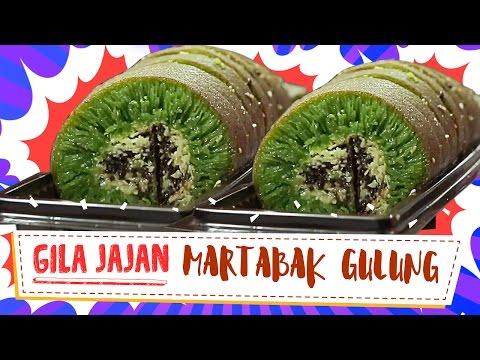 Gila Jajan #2: Special Martabak Rolls