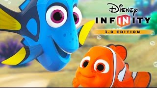 FINDING DORY Disney Infinity 3.0 - Nemo Fish Video Games
