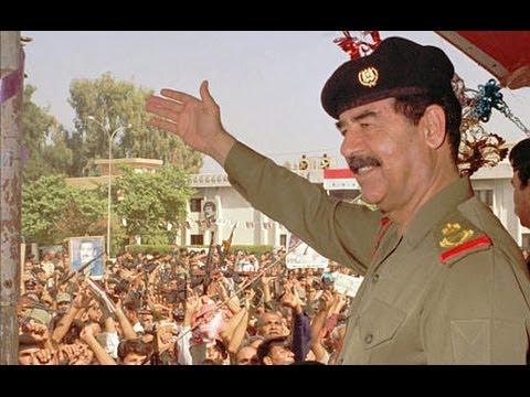 Tyrants and Dictators - Saddam Hussein (MILITARY HISTORY DOCUMENTARY)