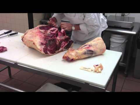 Chef Schneller Breaks Down a Beef Round