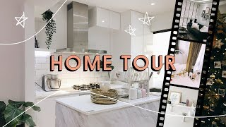 HOME TOUR | our first home!