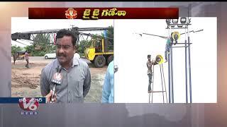 MRO Ravinder About Ganesh Immersion Arrangements In Karimnagar
