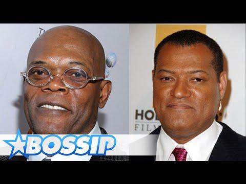 White Reporter Mistakes Samuel L. Jackson For Laurence Fishburne | BOSSIP
