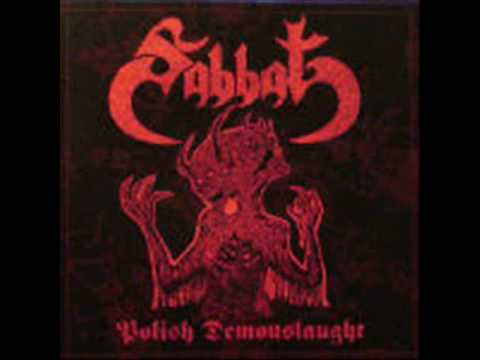 Sabbat - Darkness And Evil