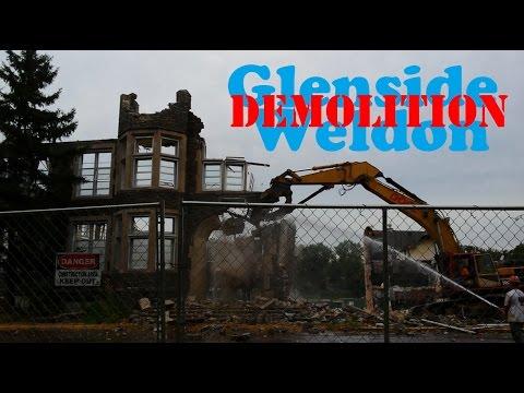 Glenside Weldon Demolition (2014)
