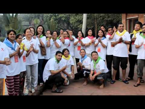 1st V-Star Nepal Leadership Training Program in Nepal (2013)