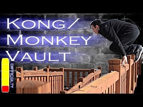 How To Kong Vault - Monkey Vault Tutorial