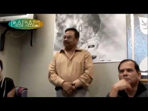 Remembering Sunil Gangopadhyay in Hollywood by BADAM
