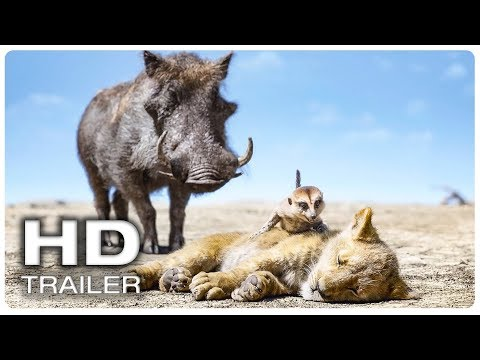 Timon and Pumbaa Rescue Simba Scene - THE LION KING (2019) Movie Clip HD