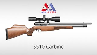 Air Arms S510 Carbine