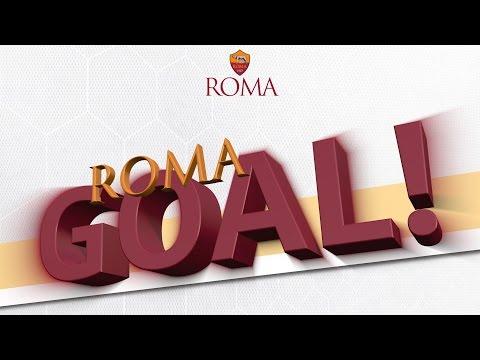 TOTTI SCORES 2 GOALS IN 3 MINUTES | ROMATV COMMENTATOR ERUPTS AGAIN | AS ROMA