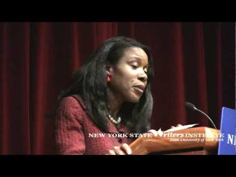 Isabel Wilkerson at the NYS Writers Institute in 2011