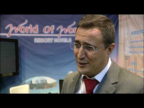 Onur Oktar Zengin, Sales & Operations Manager, World of Wonders Hotels, Turkey @ WSDE 2010